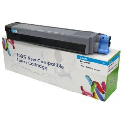 Utángyártott KYOCERA TK5135 Toner Cyan (For Use) CartridgeWeb CHIPPES