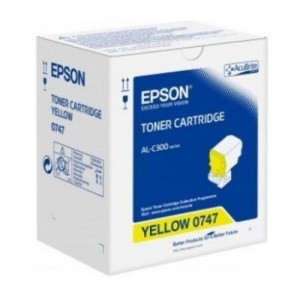 Epson C300 Toner Yellow 8,8K (Eredeti)