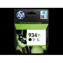 HP C2P23AE Patron Black No.934XL  (Eredeti)