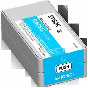 Epson C831 GJIC5C Patron Cyan 32,5ml (Eredeti)