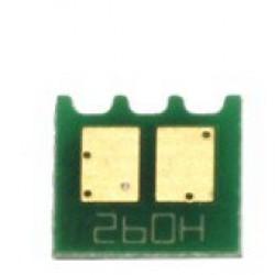 Utángyártott HP CP4525 CHIP Black 17K (For Use) CE260X ZH*