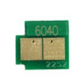 Utángyártott HP CP6015 CHIP Yellow (For Use) CB382A  ZH*