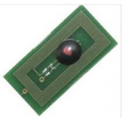 Utángyártott RICOH MPC3500 CHIP Cyan (For Use) 17K CI*