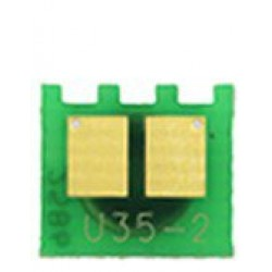 Utángyártott HP M176MFP CHIP Yellow 1k.(For Use) CF352A ZH*