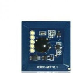 Utángyártott XEROX 7132 Toner CHIP CYAN 8K.(For Use) ZH*