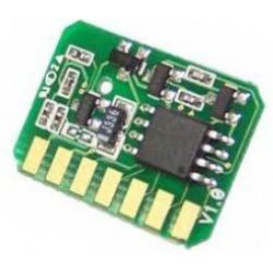 Utángyártott OKI C710/711 CHIP CY 11,5K (For Use) SCC*