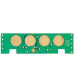 Utángyártott SAMSUNG CLP365 CHIP 1k.Cyan (For Use)