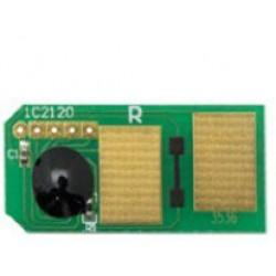 Utángyártott OKI MC851/861 CHIP Yellow 7,3k.(For Use) CI*