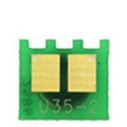 Utángyártott HP M880 MFP CHIP Cyan 32k.(For Use) CF301A CI*