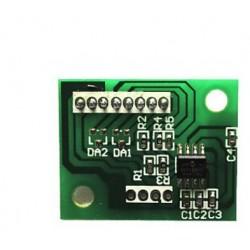 Utángyártott MINOLTA C452 Toner CHIP Bk.45k.(For Use) ZH*