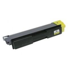 Utángyártott KYOCERA TK560 Toner Y 10K KTN FSC5300D FOR USE