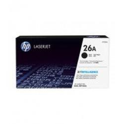 HP CF226A Toner Black 3,1k No.26A (Eredeti)