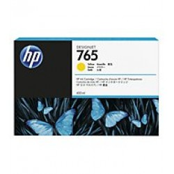 HP F9J50A Patron Yellow No.765 /orig/ (Eredeti)