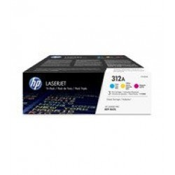 HP CF440AM multipack 2,7k No.312A /orig/ (Eredeti)