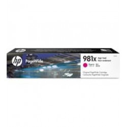 HP L0R10A Patron Magenta 10k No.981X (Eredeti)