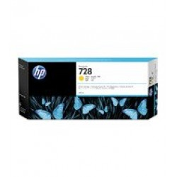 HP No.728 300-ml Yellow InkCart F9K15A  (Eredeti)