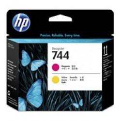 HP F9J87A Printhead M/Y No.744 /orig/