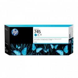 HP F9K03A Patron Cy 300ml No.745 /orig/