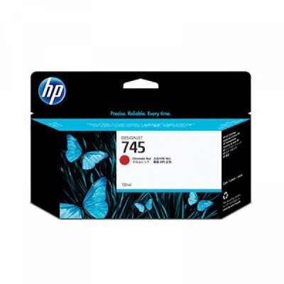 HP F9K00A Pat. Chromatic Red  130ml No.745 /orig/
