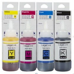Utángyártott EPSON T6643 Tinta Magenta 70ml (For Use)