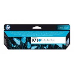 HP CN622AE Patron Cyan 2,5k No.971 (Eredeti)