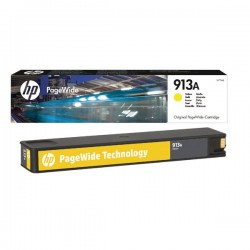 HP F6T79AE Patron Yellow No.913A 3k (Eredeti)