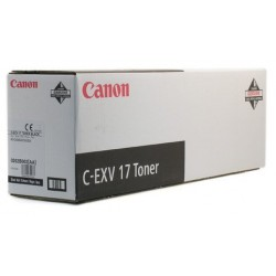 Canon iRC4580 Toner Black CEXV17 (Eredeti)