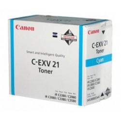 Canon IRC2880/IRC3380 Cyan Toner CEXV21 (Eredeti)