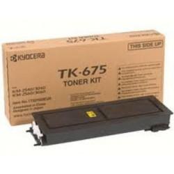 Kyocera TK675 toner (Eredeti)