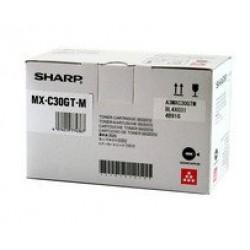 Sharp MXC30GTM toner Magenta (Eredeti)