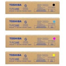 Toshiba T-FC28EY toner Yellow (Eredeti) 6AJ00000049