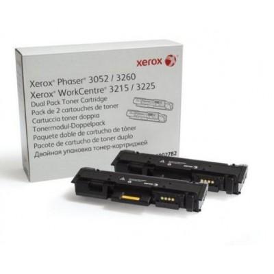 Xerox Phaser 3052,WC3225 Dupla Toner (Eredeti)