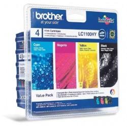 Brother LC1100 XL tintapatron csomag CMYK (Eredeti)