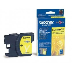 Brother LC1100 tintapatron Yellow XL(Eredeti)
