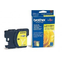 Brother LC1100 tintapatron Yellow (Eredeti)