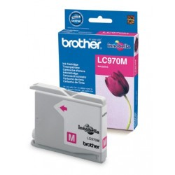 Brother LC970 tintapatron Magenta(Eredeti)