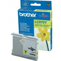 Brother LC970 tintapatron Yellow (Eredeti)