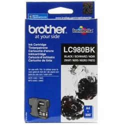 Brother LC980 tintapatron Bk. (Eredeti)
