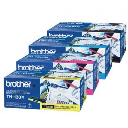 Brother TN130Y toner Yellow (Eredeti)