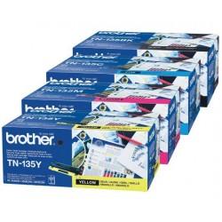 Brother TN135BK toner Bk. (Eredeti)