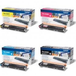 Brother TN230Y toner Yellow (Eredeti)