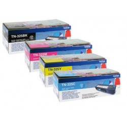 Brother TN325Y toner Yellow (Eredeti)