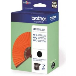 Brother LC129 XL tintapatron Bk. (Eredeti)