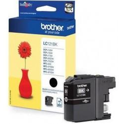 Brother LC121 tintapatron Bk. (Eredeti)