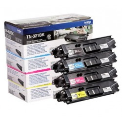 Brother TN321Y toner Yellow (Eredeti)