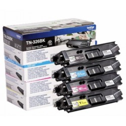Brother TN326BK toner Bk. (Eredeti)