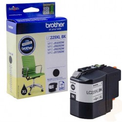 Brother LC229XLBK tintapatron fekete  (Eredeti)