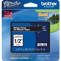 Brother TZE335 szalag (Eredeti)