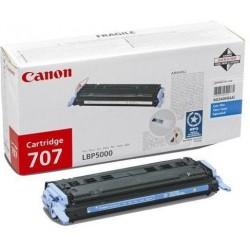 Canon CRG707 Toner Cyan /o/ 2,5k