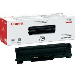 Canon CRG725 Toner  /o/ 1,6K LBP6000